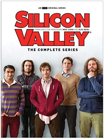 Silicon Valley The Complete Series DVD product image