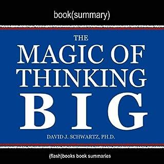 The Magic of Thinking Big by David J. Schwartz - Book Summary cover art