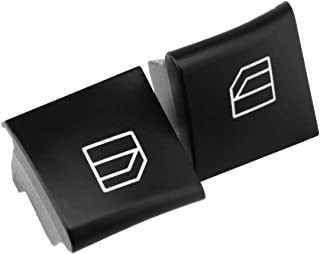 Ersatzknopfabdeckkappe für elektrischen Fensterheber links und rechts W164 ML,W251 GL,X164 R