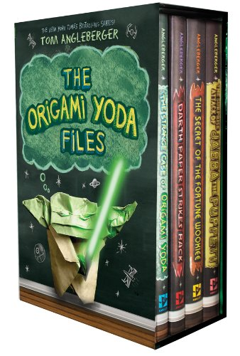 The Strange Case Of Origami Yoda Origami Yoda 1 Angleberger Tom 9780810984257 Amazon Com Books