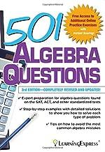 Best 501 algebra questions Reviews