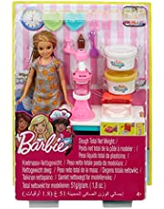 Barbie Stacie Doll & her Breakfast Playset (FRH74)