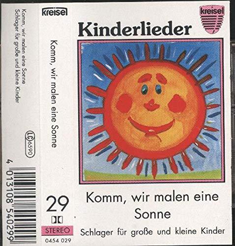 Kinderlieder - Komm wir malen eine Sonne - Schlager für große und kleine Kinder
