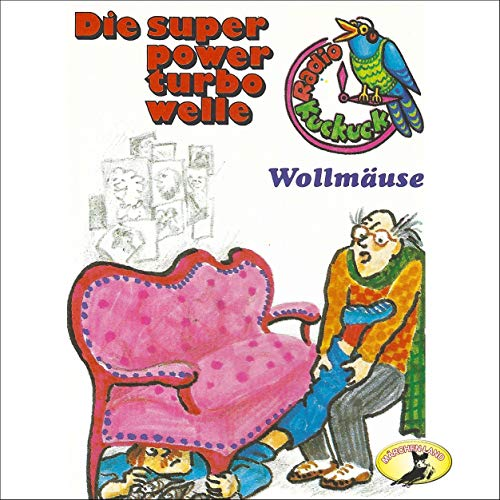Wollmäuse cover art