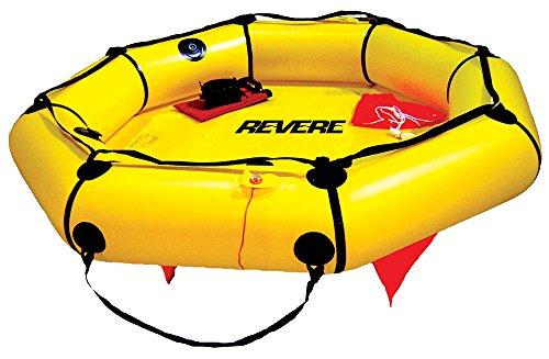 Revere Coastal Compact 4 Person Valise Life Raft