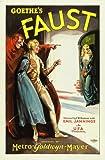Posters Faust Filmplakat 61cm x 91cm 24inx36in # 01
