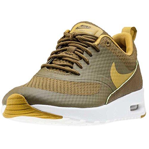 Nike Damen W Air Max Thea Txt Fitnessschuhe, Oliv, 38 EU