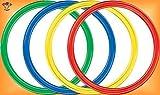 "Kinder Hula Hoop Reifen Gymnastikreifen Hula Hup 50 cm ""4"