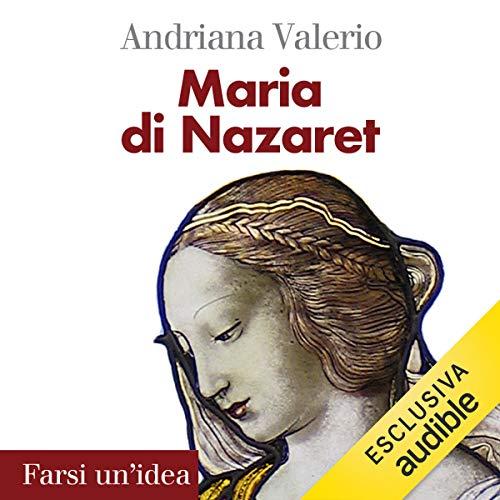 Maria di Nazaret copertina