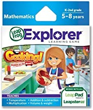 LeapFrog Explorer Cooking Recipes On The Road Learning Game by LeapFrog [Toys & Games]