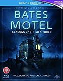 Bates Motel (Season 1-3) - 6-Disc Box Set ( Bates Motel - Seasons One, Two & Three (30 Episodes) ) (+ UV Copy) [ Origen UK, Ningun Idioma Espanol ] (Blu-Ray)