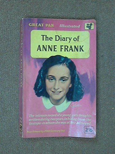 Anne Frank: The Diary of a Young Girl B000GTCNOQ Book Cover