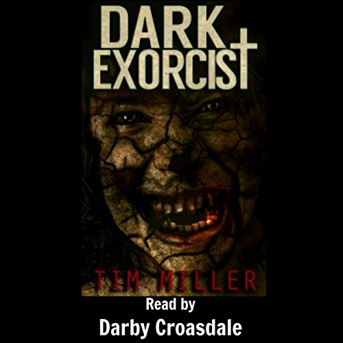 Dark Exorcist audiobook cover art