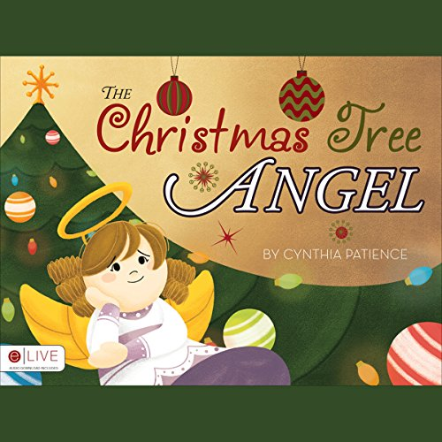 The Christmas Tree Angel audiobook cover art