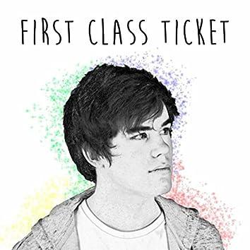 First class ticket