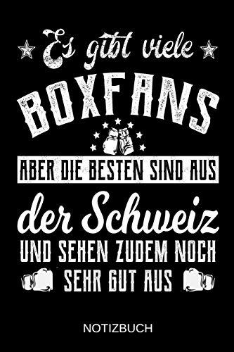 Es gibt viele Boxfans aber die besten sind aus der Schweiz und sehen zudem noch sehr gut aus: A5 Notizbuch | Liniert 120 Seiten | ... | Ostern | Vatertag | Muttertag | Namenstag