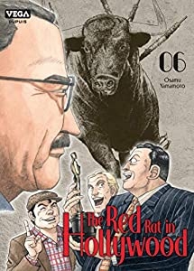 The Red Rat in Hollywood Edition simple Tome 6