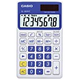 Casio SL-300VC Standard Function Calculator, Blue