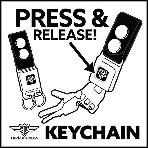Buckle-Down Keychain - Wonder Woman Photo #5
