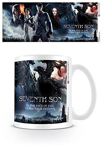 Seventh Son Séptimo Hijo Destiny Taza de cerámica