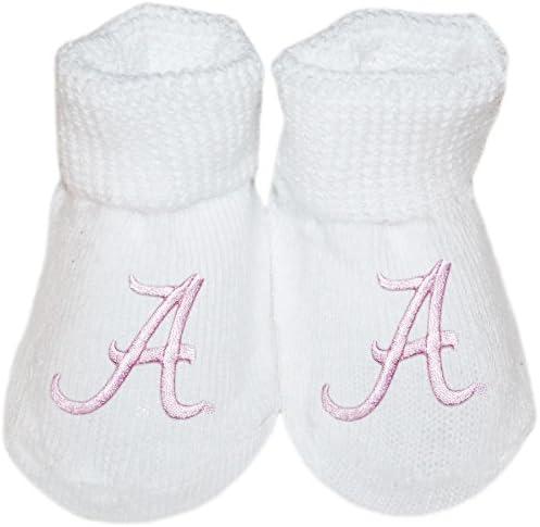 Ranking TOP2 Creative Large-scale sale Knitwear University of Alabama Tide Pink Crimson Script