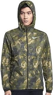 Men's Shield Ghost Flash Running Camo Jacket Size S