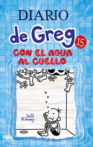 Con el agua al cuello/ The Deep End (Diario de Greg / Diary of a Wimpy Kid)
