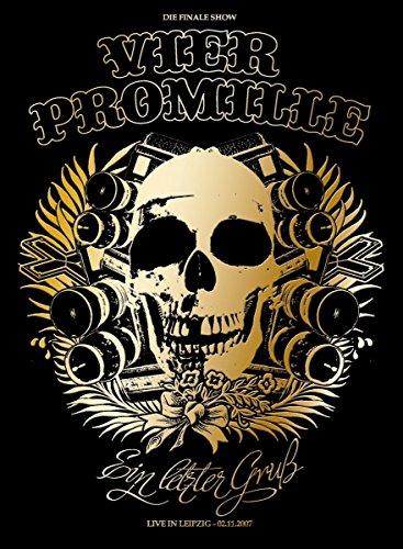 4 Promille - Ein Letzter Gruß: Live in Leipzig [3 DVDs]