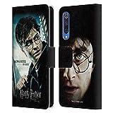 Head Case Designs sous Licence Officielle Harry Potter Potrait Deathly Hallows VII Coque en Cuir à...