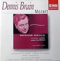 Horn Concerto.1-4: Brain, Karajan / Po