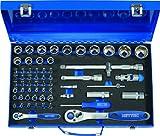 Heytec Heyco 50883301683 - Juego de herramientas (tamaño: 1/2pulgadas, pack de 61)