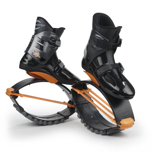 Kangoo Jumps KJ XR3 Schwarz/Orange