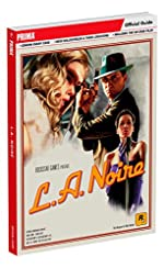 L.A. Noire - Prima Official Guide de Prima Games