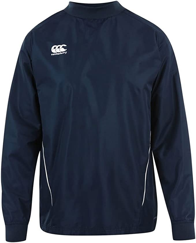 Canterbury Of New Zealand Boys Team Contact Top