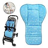 RNYY Cochecito de bebé Inlay, funda universal de algodón para asiento de bebé, cómodo cochecito de bebé A