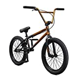 Mongoose Legion L80 Freestyle BMX Bike for Intermediate to Advanced Riders, Featuring 4130...