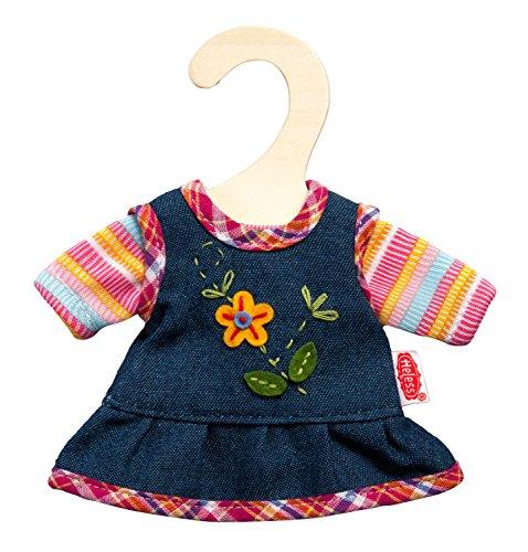 Heless 9510Heless Robe Tendance avec t-Shirt pour Mini Poupée