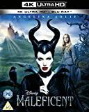 Disney's Maleficent UHD [Blu-ray] [2019] [Region Free]