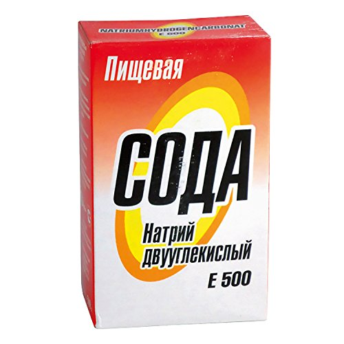 """Natriumhydrogencarbonat E500 """"Soda"""""""