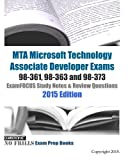 MTA Microsoft Technology Associate Exam 98-349 Windows Operating System Fundamentals ExamFOCUS Study Notes & Review Questions 2015 Edition by ExamREVIEW (2015-02-10)