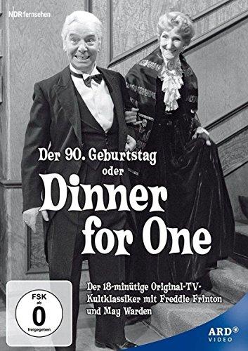 Dinner for One oder Der 90. Geburtstag