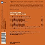 Immagine 1 mahler the symphonies 12 cd