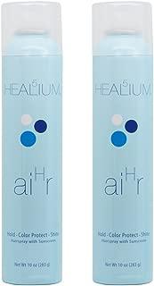 Healium Hair Spray 10oz