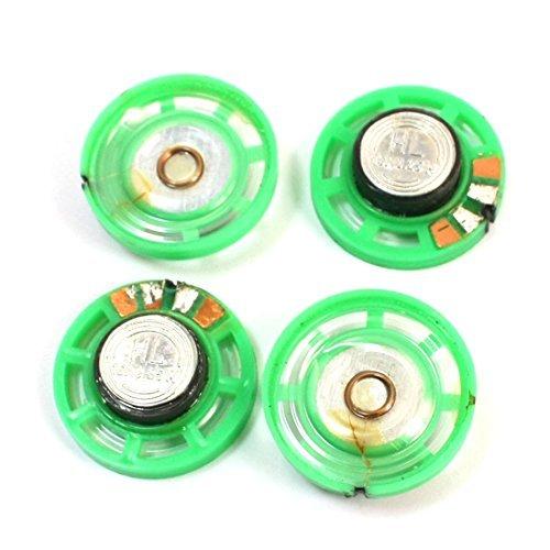 4 Toy Speaker magnetica elettronica Pz 16 Ohm 0.25W 29 millimetri rotonda esterna