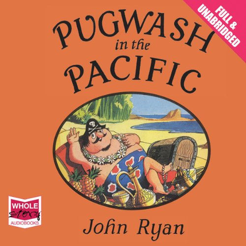 Pugwash in the Pacific cover art