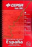 Guía Cepsa 2002. Mapa de carreteras y guía turística de España y Portugal 1:300.000