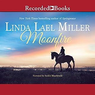 Moonfire audiobook cover art