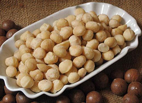 Krauterino24 - Macadamiakerne geröstet, Menge:1000g