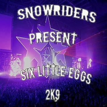 Six Little Eggs - EP
