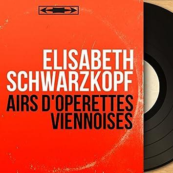 Airs d'opérettes viennoises (Mono Version)